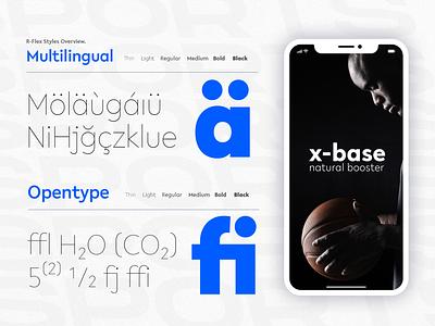 R-Flex typography typedesign typo type art type design font type typeface typogaphy