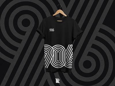 906 on shirt tshirt design tshirtdesign tshirts tshirt black logos illustration logo design simple brand identity logotype design branding logo