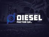 Diesel factor logo