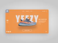 Adidas X Yeezy Boost 350