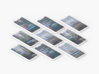UI Design Speed Art #2 | Sign Up | Adobe XD