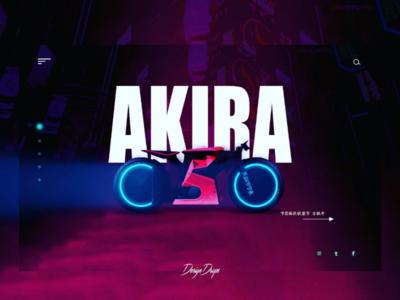 Bike X Akira