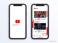 Youtube redesign idea