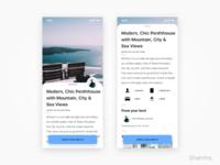 Airbnb App Redesign Concept