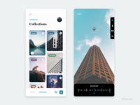 Minimal Photo App