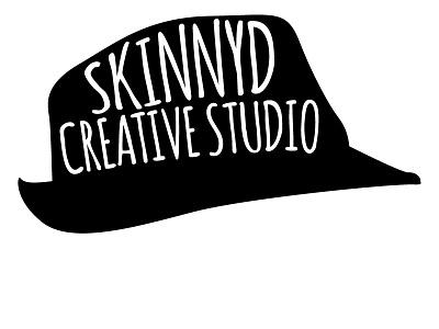 SkinnyD Logo james bratten skinnyd logo hat trilby personal branding