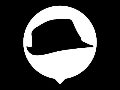 SkinnyD Logo Take 2 james bratten skinnyd logo hat trilby personal branding