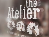 The Atelier Logo Design