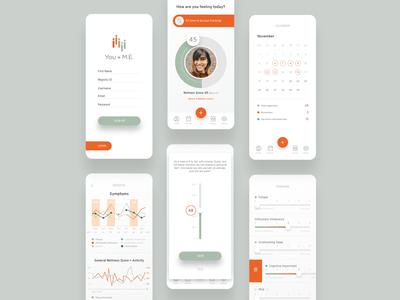 Symptom Tracker Medical App