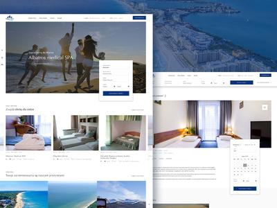 Hotel Booking Albatros SPA