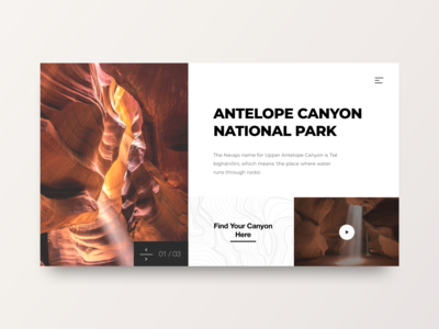Antelope Canyon Practice Site