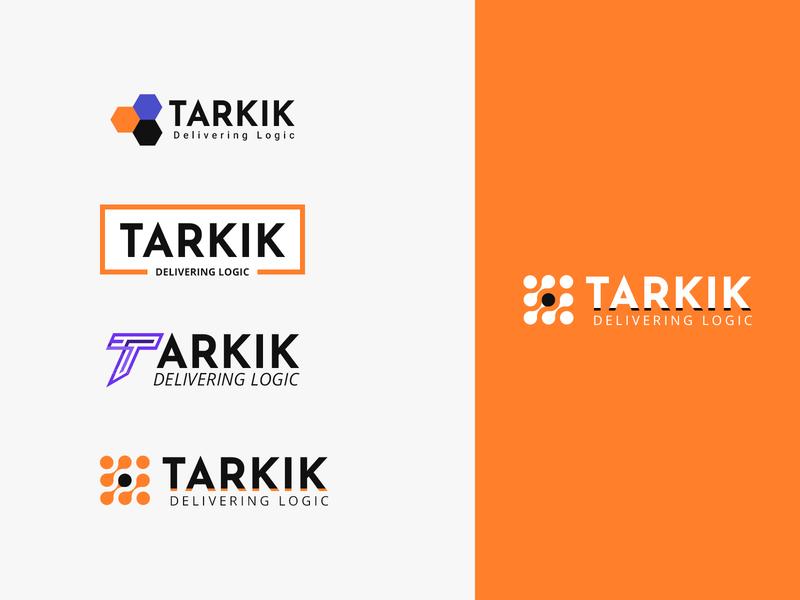 tarkikservices Logo logo branding