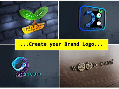 Logo Items branding unique vector background logo design colorful ai illustrator
