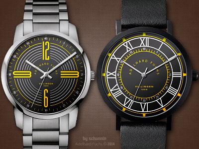Watch Around The Clock design clock interface product watch