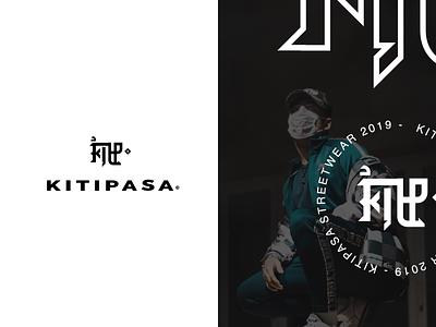 Kitipasa Branding vector clothing design clothing brand clothing kitipasa typography brand identity design designinspiration mockup logo design brand identity branding naming graphicdesign inspiration designer design logo
