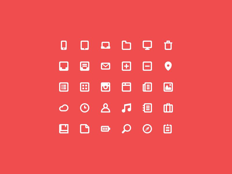 Free 30 icons2