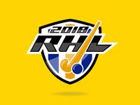 Royal Hockey League 2018 - Event Logo