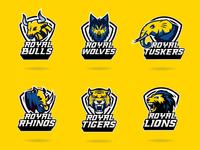 RHL Team Logos