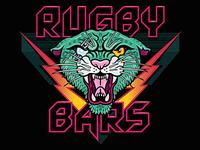 Rugby «Bars» Logo