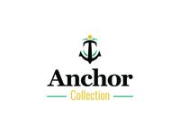 Anchor Collection Logo Design