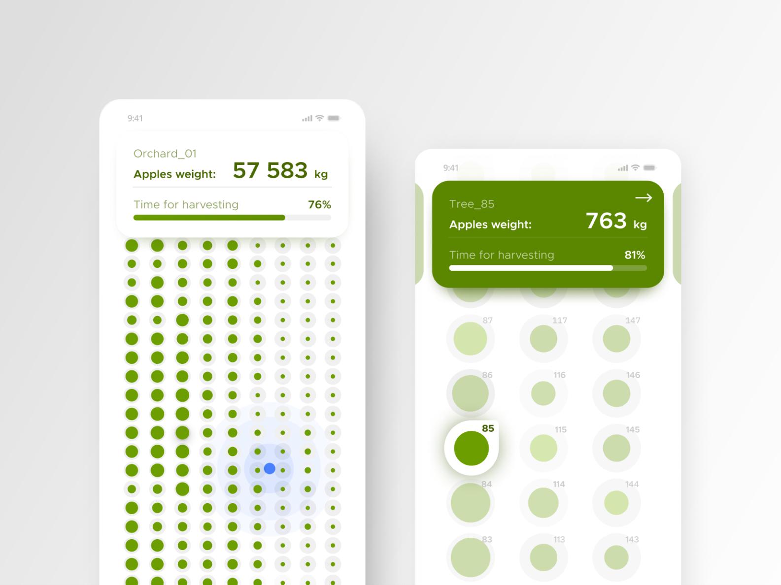 Skycrops   mobile app
