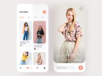 Social Live App   02