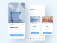 Booking shooting application concept design 01