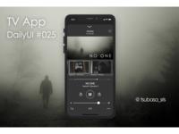 "DailyUI#025 ""TV App"""