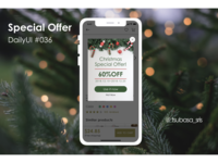 "DailyUI#036 ""Special Offer"""