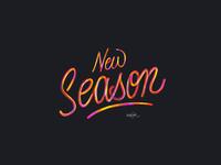 New Season .