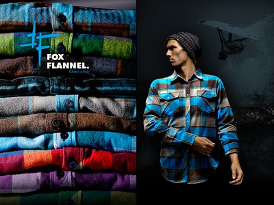 FOX Racing : FOX Flannel