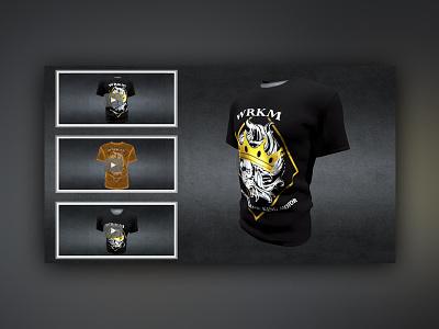 3d Modeling & Animation for Tshirt Mockup animation rendering modeling product design tshirt