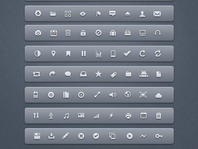 12 px glyphs — Free PSD free download path shapes vector 12px pixel tiny small icons