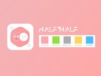 Logo design for a Couple App