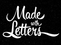 Made with Letters