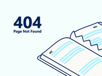 404 page not found illustration