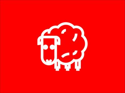 Sheep Icon Grid