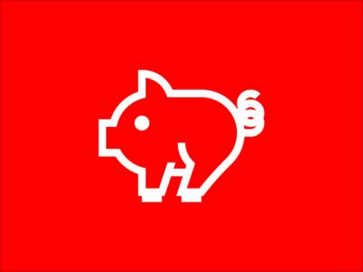 Pig Icon Grid