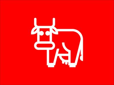 Cow Icon Grid