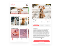 Dog Adopt Apps