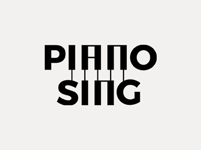 Piano Sing logo