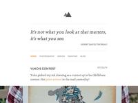 New website design is Live!
