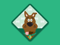 Scooby Doo(er) Merit Badge
