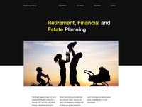 New website for Wright Legacy Group