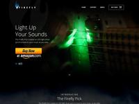 Music Store - Web Design