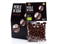 Perle di Soia packaging - Milk chocolate