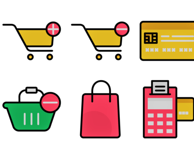 E   Commerce    Flat Style 2   1