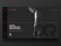 Alfa Remodeling UI
