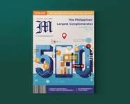Magazine Illustration for Manila Times