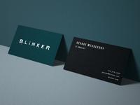 Blinker | Business Card